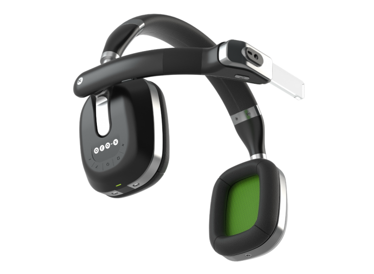 ORA-X world's first smart AR headphones