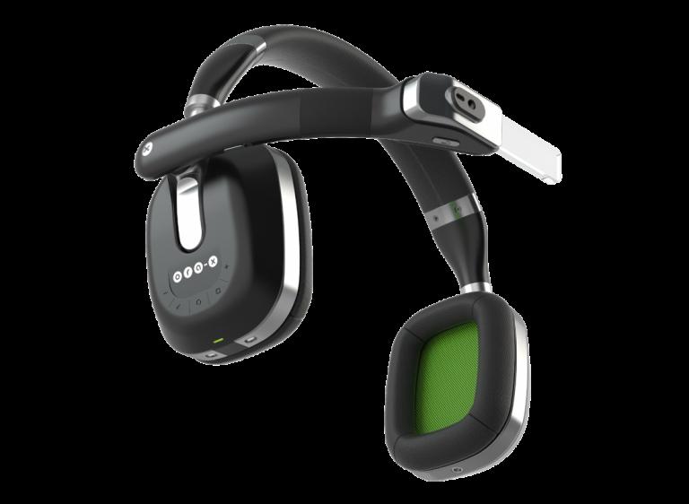 ORA-X world's first smart AR headphones