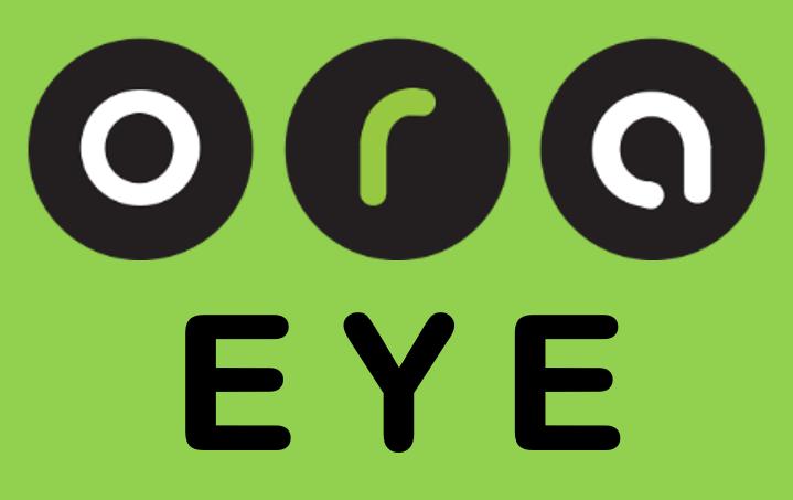 ORA Eye Logo