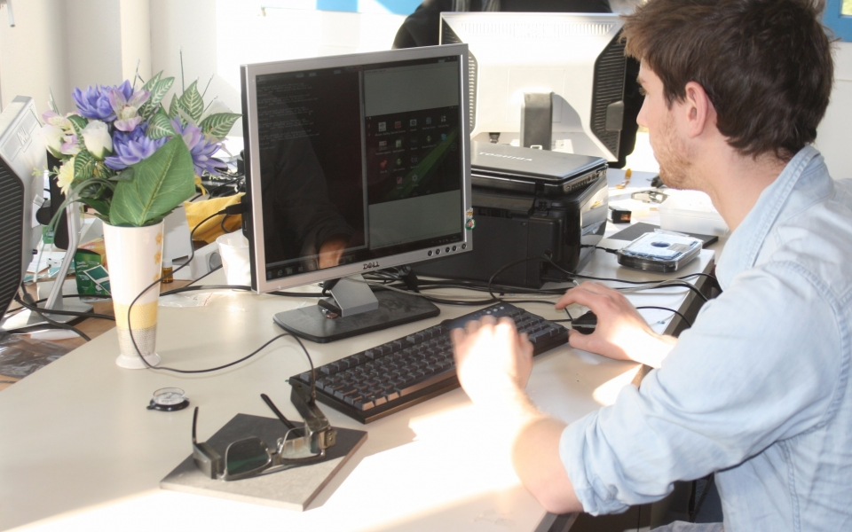 Programming Optinvent ORA-1